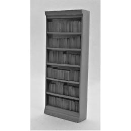 VF02 - Bibliothèque avec de...