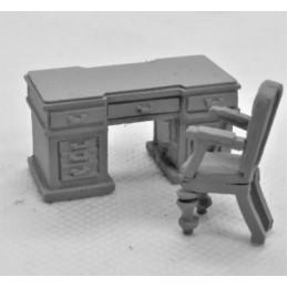 VF03 - Bureau et chaise