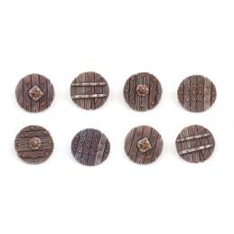 Boucliers en bois (8)