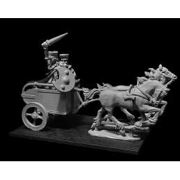 Chariot de guerre Peuples...
