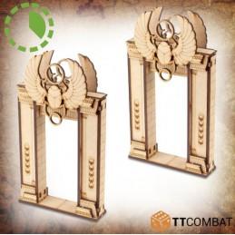 Arcs de triomphe/portiques (2)