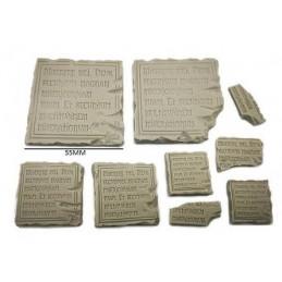 Tablettes en pierre