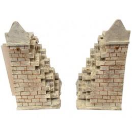 Muraille détruite (2)