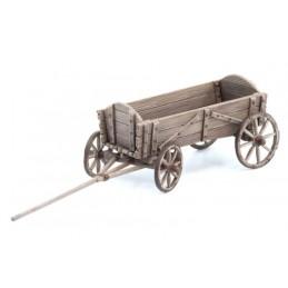 Grand chariot de ferme
