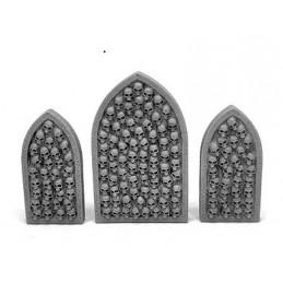 Alcôves/ossuaires pour cryptes