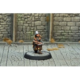 Guerrière gnome