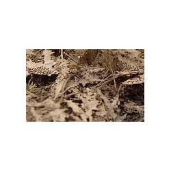 L3002 feuilles de chêne mortes/ en décomposition (80 pcs environ)