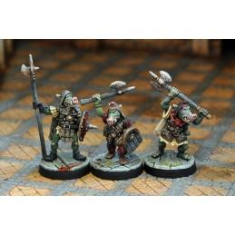 Orcs porcins III