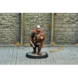 Mercenaire épée