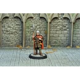 Mercenaire lance
