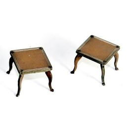 Lot de 2 tables (B)