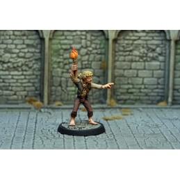 Pilleur de tombe-porteur de lanterne III