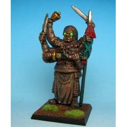 Le gardien du temple