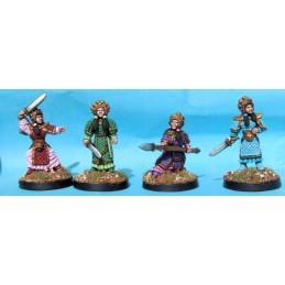 Princesses guerrières II