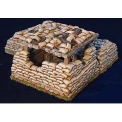 28010CB Bunker en sac de sable