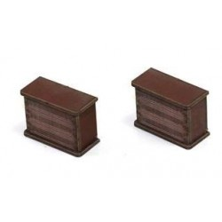 Lot de 2 commodes II