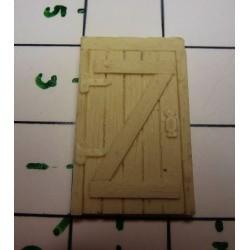Porte en Z + cadre