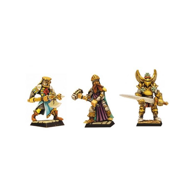 Les chevaliers I