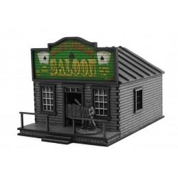 Transfert pour saloon