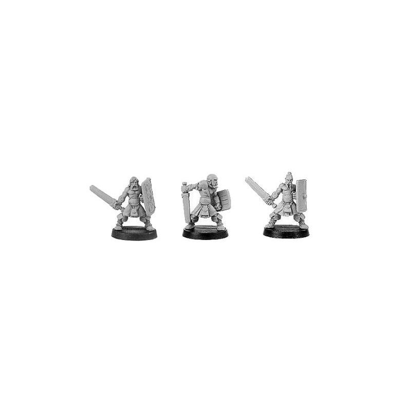 CLT-362 Guerrières avec épées