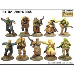 """PA-02 Les """"chiens"""" de la Zone"""