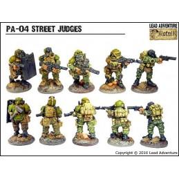"PA-04 Les ""juges"" de la rue"