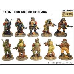 PA-07 Igor et le gang rouge
