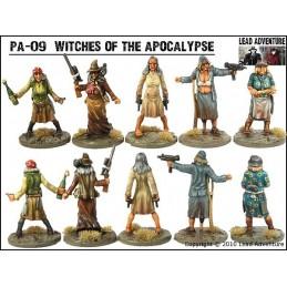 PA-09 Les sorcières de l'apocalypse