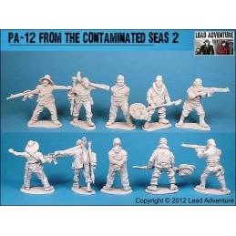 PA-12 La mer contaminée II