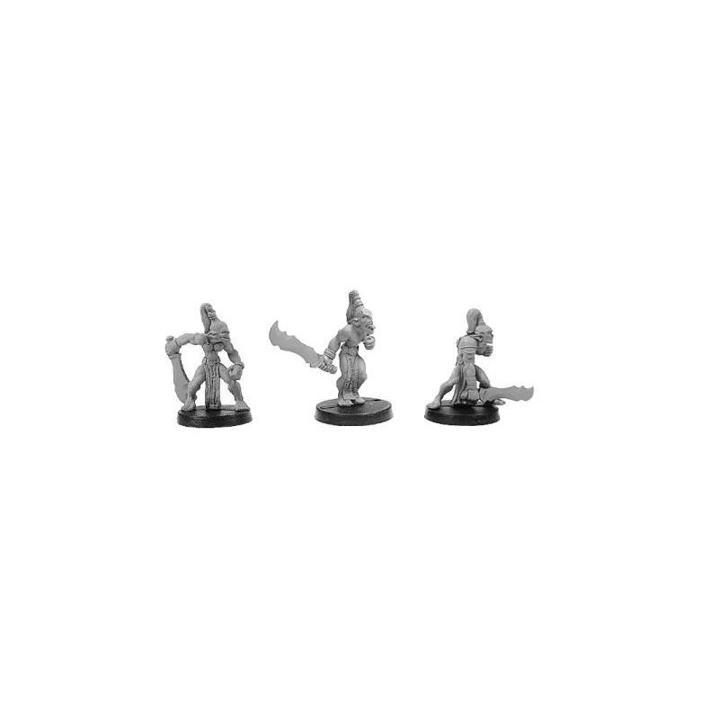 CLT-4253 Guerriers orcs
