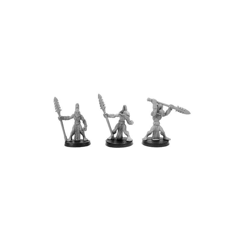 CLT-426 Guerriers orcs avec lances