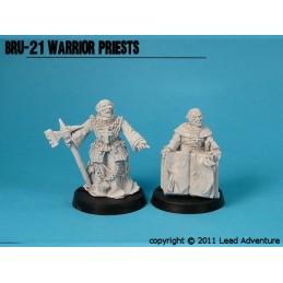 DRU-21 prêtres soldats