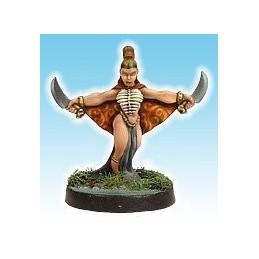 CLT-507 Modron, concubine du dieu cornu