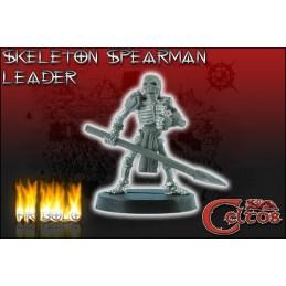 CLT-531 chef squelette