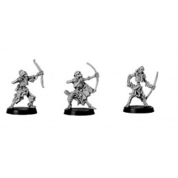 CLT-553 Archers squelettes