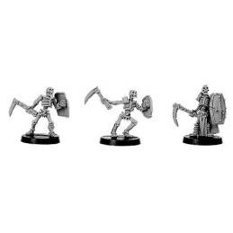 CLT-559 Squelettes avec faucilles