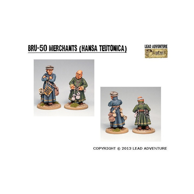 DRU-50 Marchands