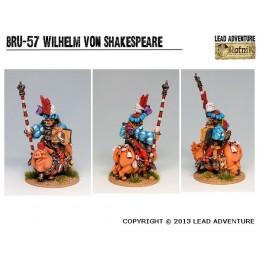 BRU-57 Wilhelm von Shakespeare