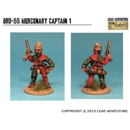 DRU-66 Capitaine mercenaire