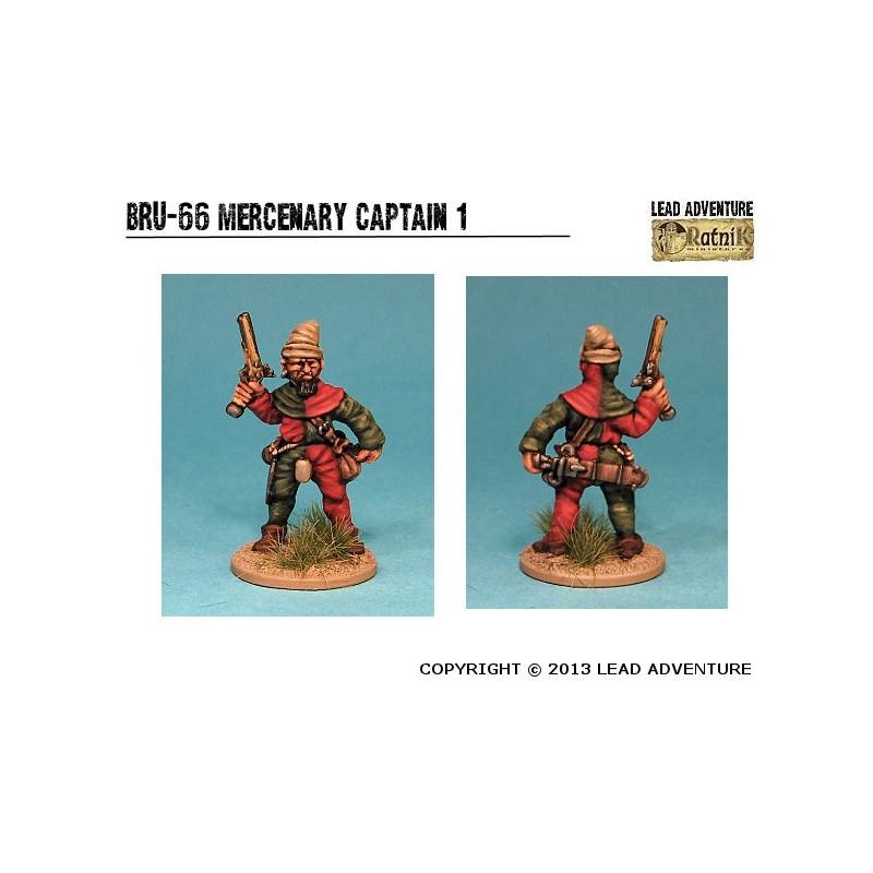 DRU-66 Capitaine mercenaire