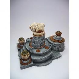 Temple/autel