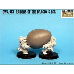 """DWA-01 """"Oeuf de dragon"""""""