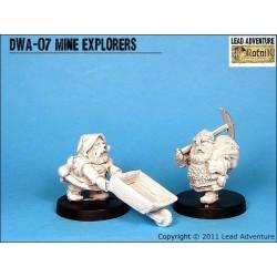 DWA-07 mineurs