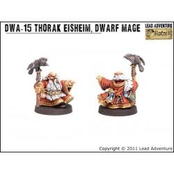 DWA-15 Thorak Eisheim, le mage