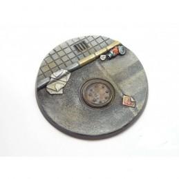 Base ronde de 60mm