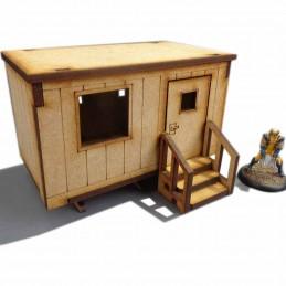 Cabane de chantier