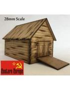 Bâtiments de l'Europe de l'Est
