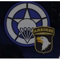101ième Airborne division (parachutistes)