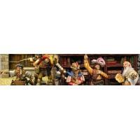 Figurines médiéval-fantastiques