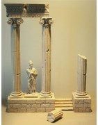 Colonnes antiques, arc de triomphe